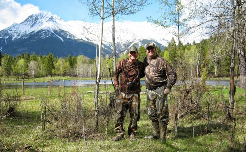 2014 Merriam's Turkey Adventure, Part Two: Pain, Frustration, and Beauty